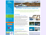 Whitsunday Island Resort Transfers - Cruise Whitsundays