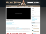 Wicked Tattoo - Australia039;s Online Tattoo Resource