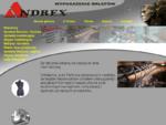 ANDREX - wyposażenie sklepów