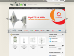 Wifistore. it - Ubiquiti, Mikrotik, Alcoma, Arc Wireless, TP-Link