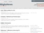 WighsNews.se Sveriges Snabbaste Nyhetsmedia