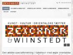 Zeichner Wiinsted - Orientalske Tæpper - Kunst Kultur
