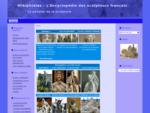 WikiPhidias - L'Encyclopédie des sculpteurs français