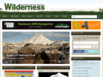 Wilderness - New Zealand's Tramping, Hiking, Camping and Outdoors Magazine