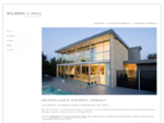Wilson and Hill Architects Christchurch - Residential and Commercial Architecture Canterbury, New .