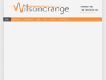 WilsonOrange Ltd - Home