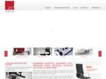 Pisarniško pohištvo | 2d-ambienti | pisarniški stoli