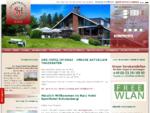 Urlaub im Harz im Hotel Sporthotel Schulenberg im Oberharz in Schulenberg