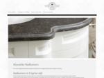 Windsor Bathrooms - Het meest uitgebreide programma klassieke badkamers.