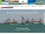 Windsurfer - Quiksilver Windsurf School