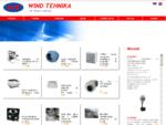 Wind Tehnika - ventilacija, klimatizacija, grejanje...