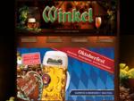 Winkel сеть пивных ресторанов немецкой кухни Винкель.