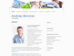 Andrzej Winnicki - homeopata dyplomowany