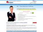 PEC, Posta Elettronica Certificata Winpec. it