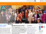 Aprender espanhol em Cusco, aprender espanhol em Peru, curso de imersão da língua espanhol em Cuzco