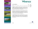 Wirenco bv Houten geleiderail vangrail geluidsschermen