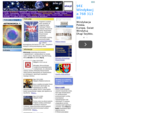Wirtualny Wszechświat - serwis popularnonaukowy inbsp;edukacyjny