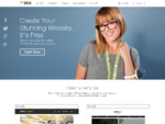Free Website Builder | Create a Free Website | WIX