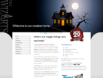 The Wizarts - Graphic Web Design Melbourne Eastern Suburbs