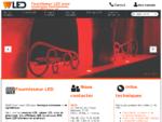 WLED - Fournisseur LED des professionnels de lenseigne