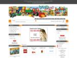 Zabawki. wnd. pl - SKLEP Lego, klocki Lego, LEGO, DUPLO, Warszawa ul. Tamka 37