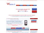 Creacute;ation site mobile pour iphone, HTC, blackberry... - creacute;er un site pour teacute;l