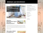 Willkommen bei www. wohnen und emotionen. de
