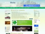 Miskobirza. lt - portalas miškininkams, miško bičiuliams ir miško produktų naudotojams, naujienos