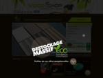WOODCHOP - Bois composite, le choix eacute;cologique