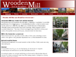 Amsterdam Bed and Breakfast Wooden Mill