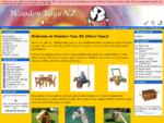 Wooden Toys NZ (Otaio Toys)