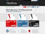 Hosting Wordpress piani di Wordpress Hosting per siti e blog - WordpressProfessional. it