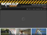 Workalp - Trabalhos em Altura, Conservação de Fachadas