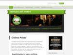 Online Pokeren met iDEAL | WorldClass Poker