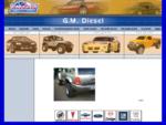 G. M. Diesel - Auto Americane - Preparazione, riparazione, vendita auto americane