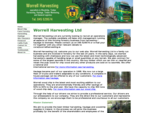 Worrell Timber Ltd - Woodchip, Timber Harvesting, Timber Marketing General Logistics