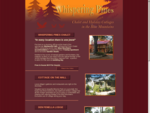 Whispering Pines Chalet and Holiday Cottages