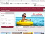 """Turizmo agentūra """"AAA WRISLIT"""" - Wrislit kelionės, aviabilietai, turizmas"""