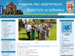 Parafia pw. Wszystkich Świętych w Kórniku - Strona Główna