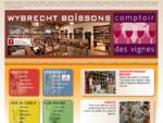 Wybrecht Boissons magasin de vente de boissons agrave; Mulhouse, Haut-Rhin (68)
