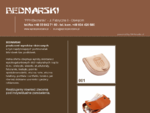 BEDNARSKI - wyroby skórzane, gadżety, breloczki, portfele, podkówki, torebki skórzne, Bednarsk