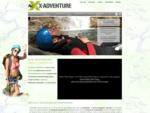 Avontuurlijke groepsreizen 17-35j | Canyoning Rafting Via Ferrata