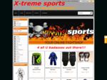 X-treme sports
