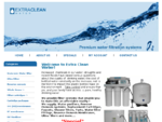 Extra Clean Water - Suppliers of Water filter Systems, Reverse Osmosis, Water filters, Filter Car