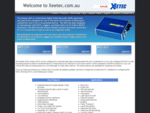 XEETEC Solid State Digital Video Recording Systems For Land, Sea and Air