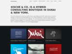Xische Co. - Brand Web Mobile Social Media Strategy Consultants - Dubai New York