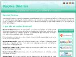 Opções Binárias | Estratégia de Opções Binárias