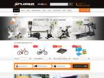 Bicikli i oprema za bicikle, fitnes i sportska oprema