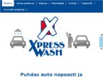 XpressWash Autonpesukatu