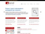 XTEND. cz | Internetové řešení pro cestovní kanceláře a agentury